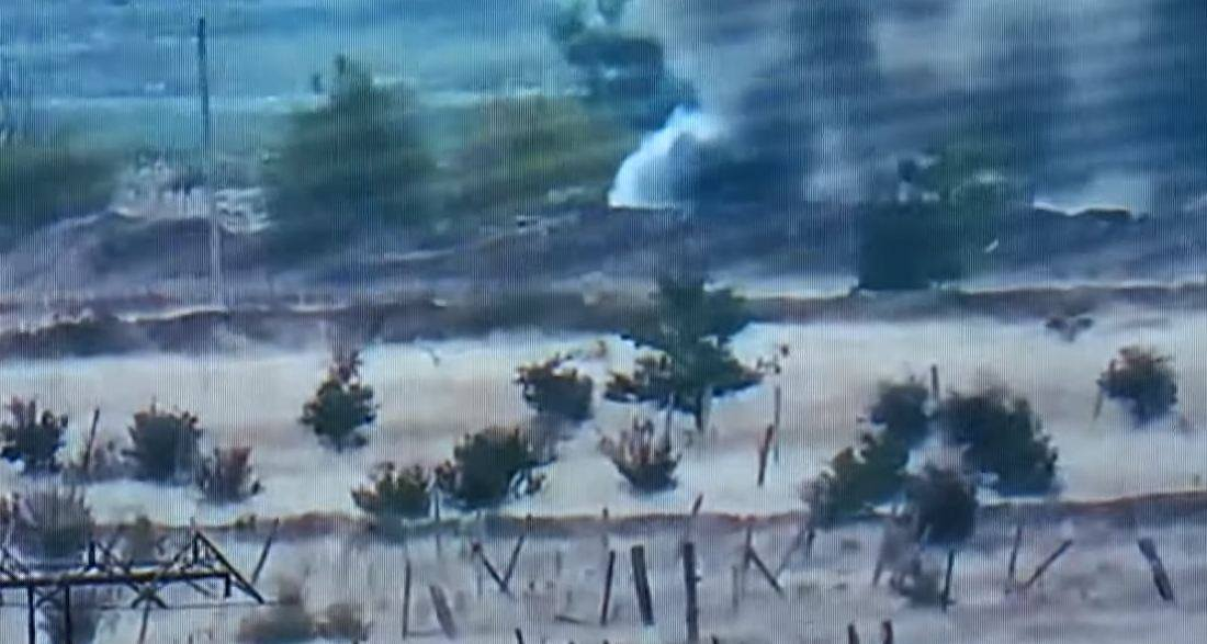 Photo of Թշնամական զորքերի ոչնչացման և փախուստի հերթական կադրեր
