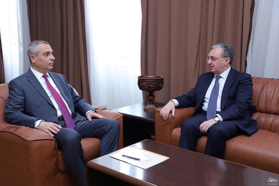 Photo of Состоялся телефонный разговор между главами МИД Армении и Арцаха