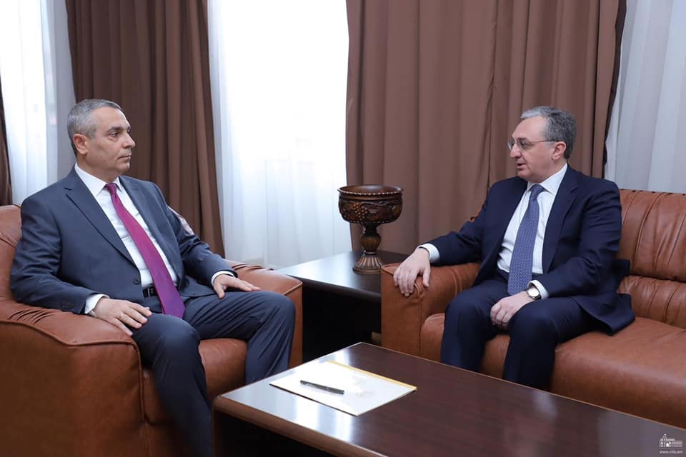 Photo of Տեղի է ունեցել Հայաստանի և Արցախի ԱԳ նախարարների հեռախոսազրույցը