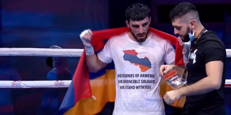 Photo of Հովհաննես Բաչկովը հաղթանակը նվիրել է հայ զինվորին