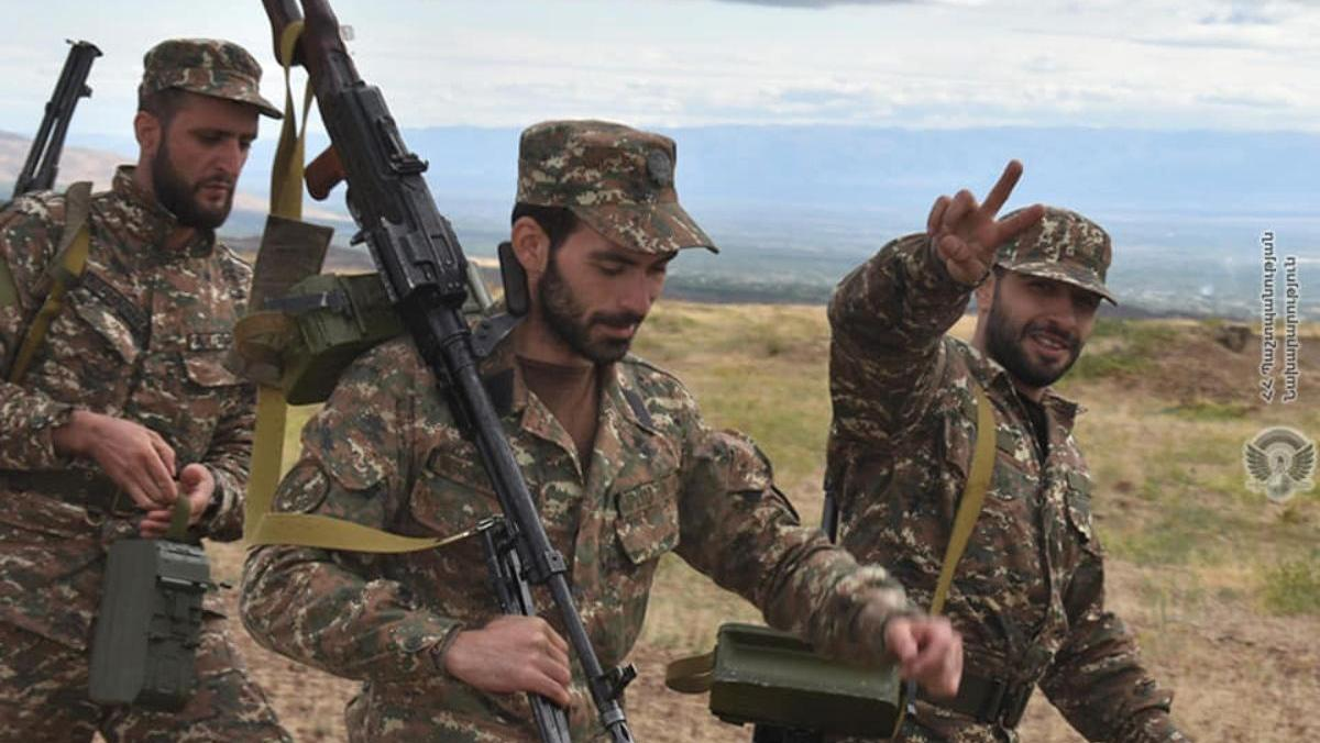 Photo of Զինված ուժերի համալրման գործընթացը շարունակվում է․ ՊՆ