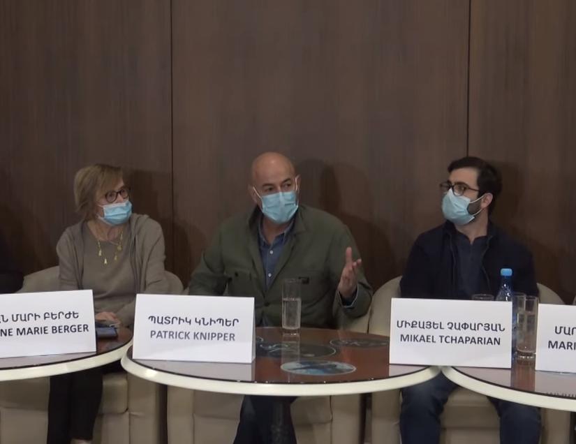 Photo of Մեր գործն է լինել վիրավորի կողքին․ Ֆրանսիայից բժիշկների խումբը ժամանեց Երևան