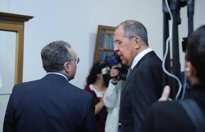 Photo of Հայաստանի ու Ռուսաստանի ԱԳ նախարարների հանդիպումը Մոսկվայում. ՈՒՂԻՂ