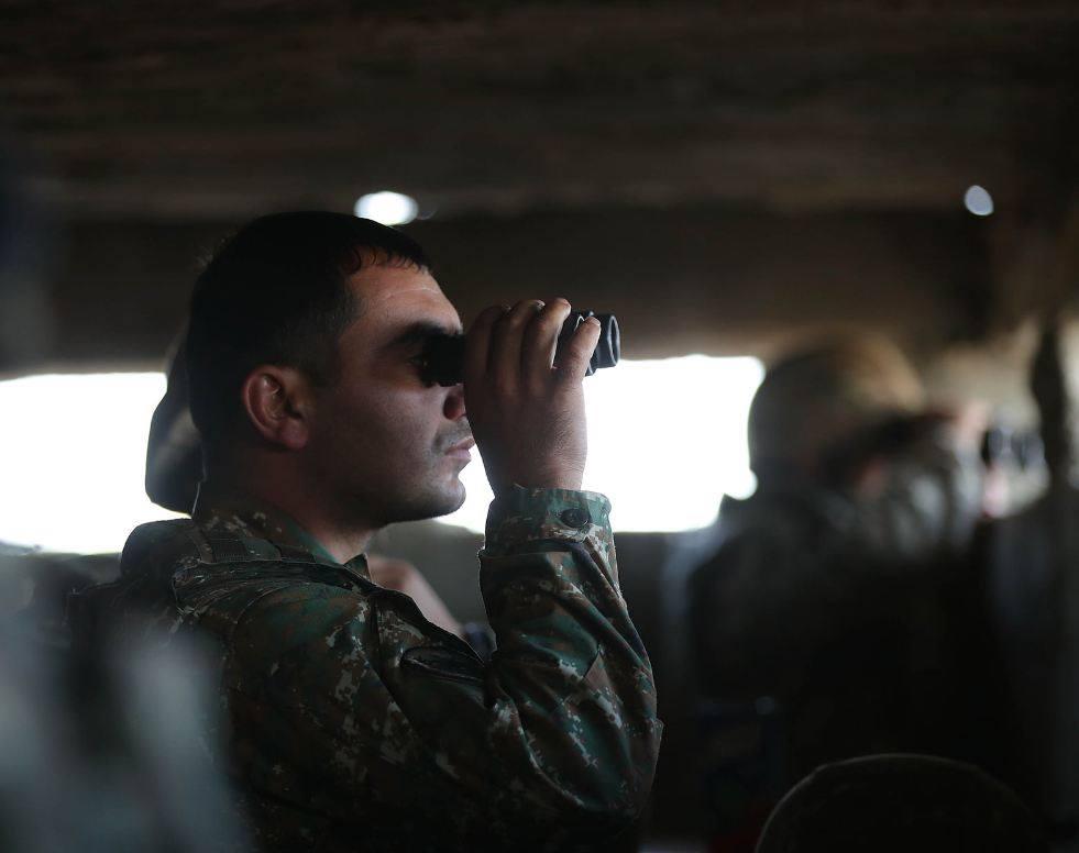 Photo of Առաջնագիծ. մեր խիզախ ու արիասիրտ զինվորները