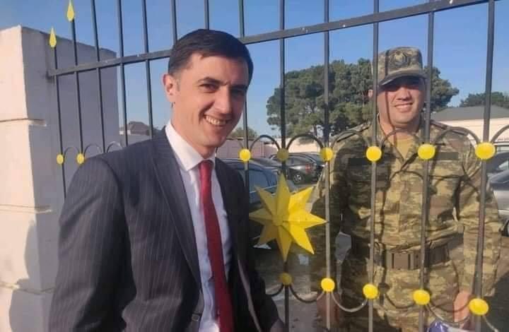 Photo of Մերոնք ապահովել են «շահիդական հավերժություն» նախկին մուսավաթական, կուսակցապետ Թուրալ Աբբասլիի արյունակից եղբոր համար