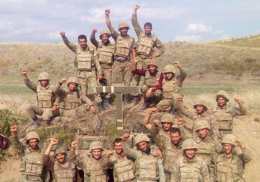 Photo of ՊԲ հերոս հրետանավորները. լուսանկարներ