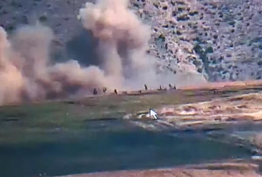 Photo of Уничтожение наступательных сил противника частями Армии обороны на Северо-Восточном фронте
