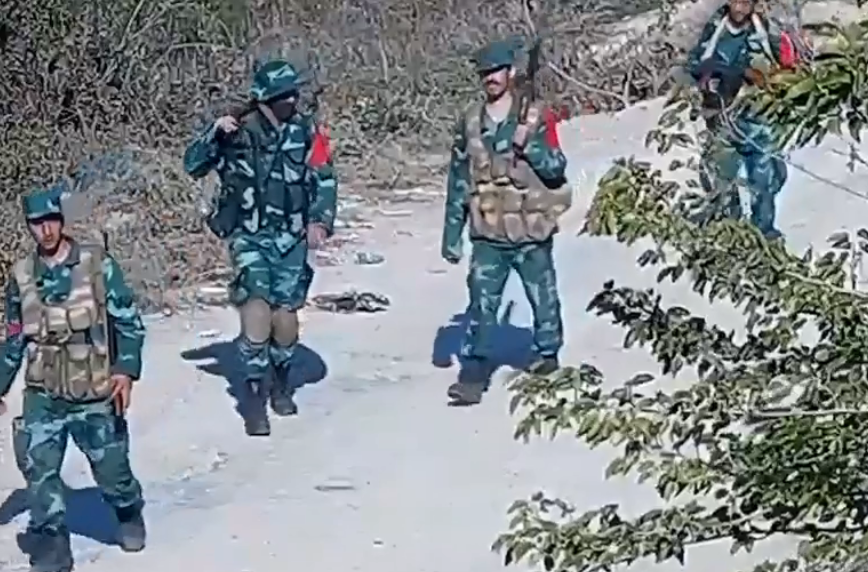 Photo of Ադրբեջանի սահմանապահ զորքերի համազգեստով վարձկան ահաբեկիչները… երևի պատկերացնում եք` ինչ եղավ նրանց հետ