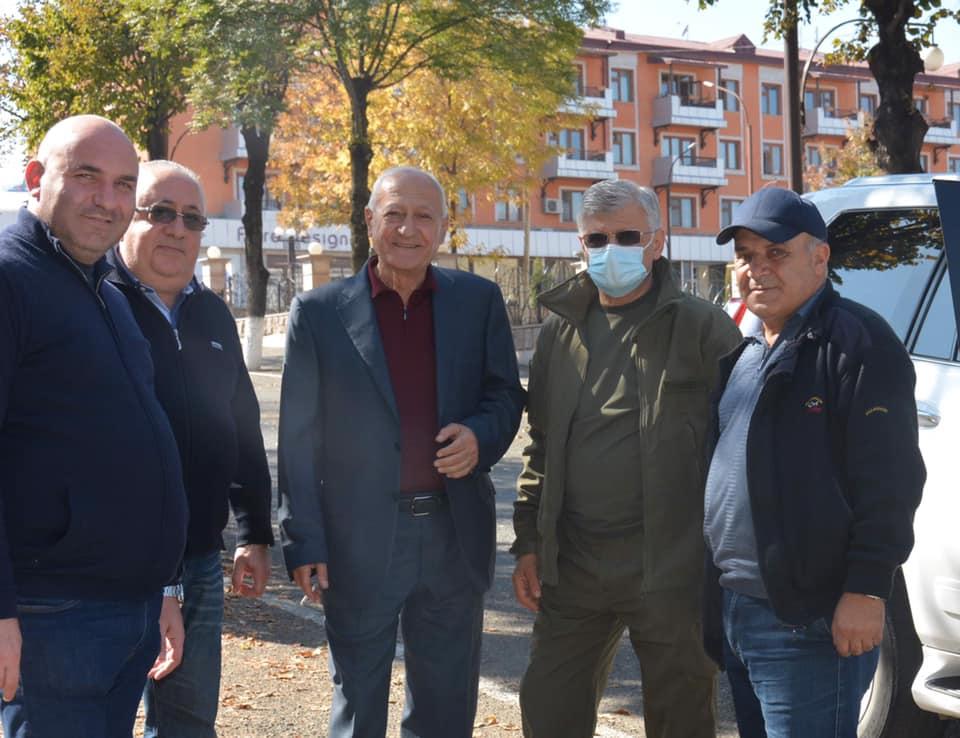 Photo of Հնարավոր ամեն ինչ արվելու է, որ կարճ ժամանակում Ստեփանակերտում, մյուս բոլոր քաղաքներում պատերազմի հետքն իսպառ վերացվի