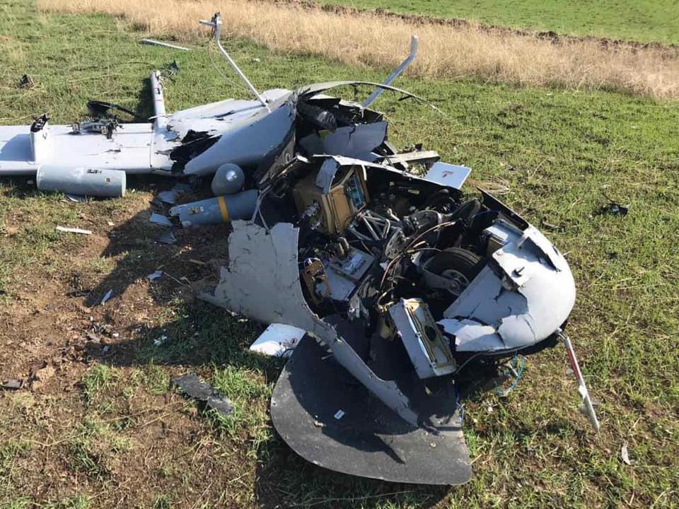 Photo of Армия обороны Арцаха уничтожила еще один Bayraktar TB2