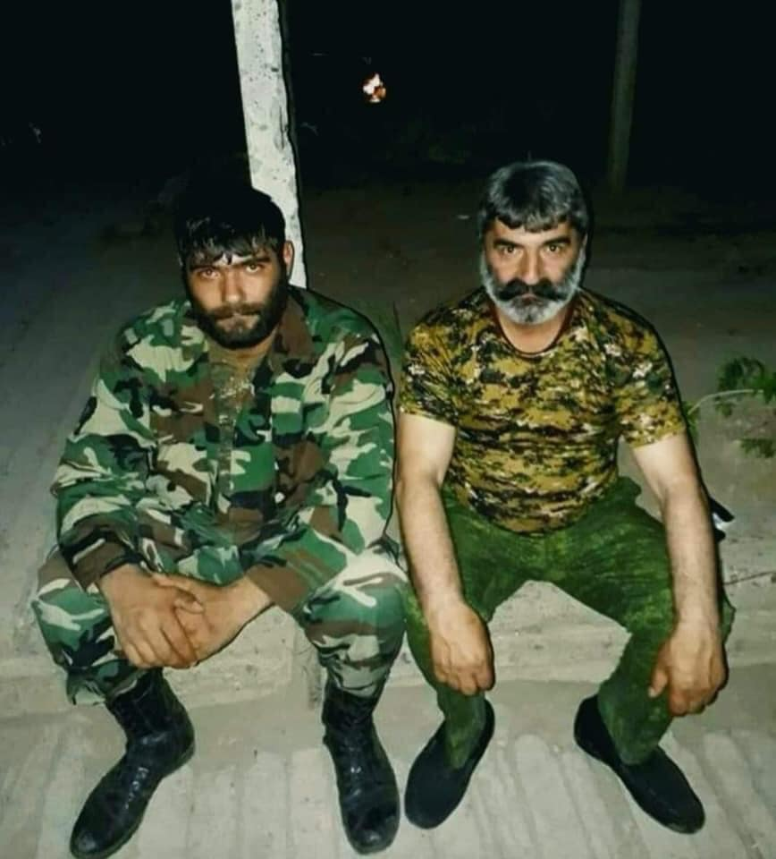 Photo of Непобедим народ, который порождает Рустамов … Президент Арцаха Араик Арутюнян