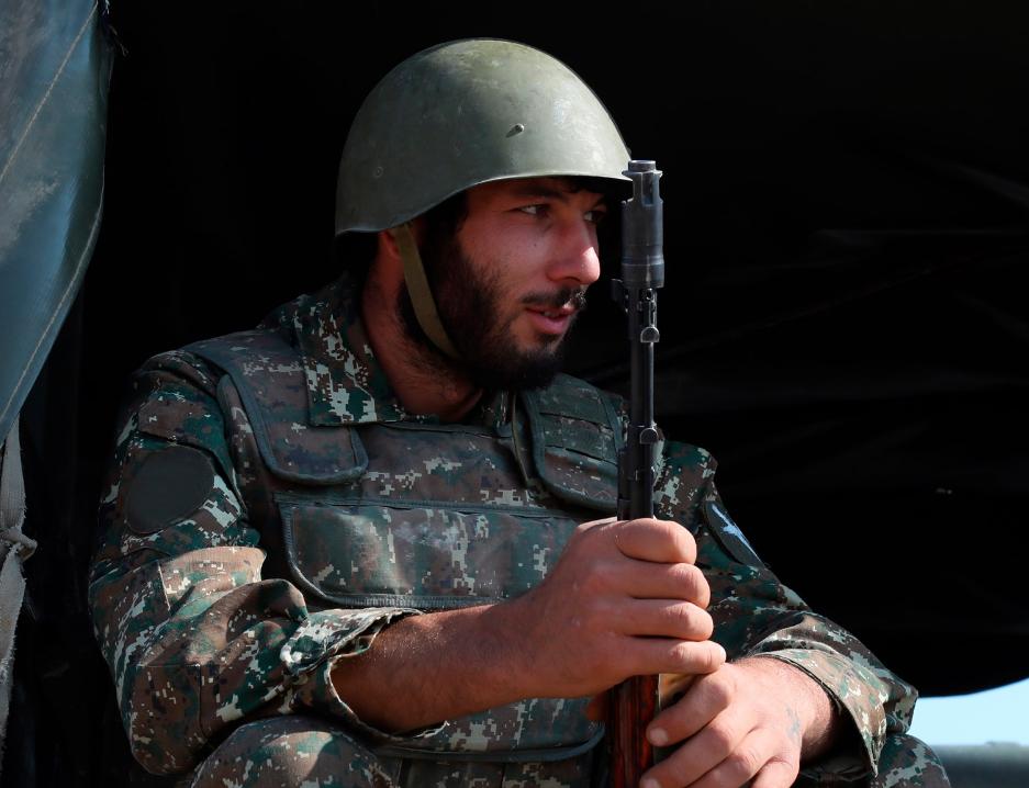 Photo of Защитники армянской государственности. Армия обороны Арцаха