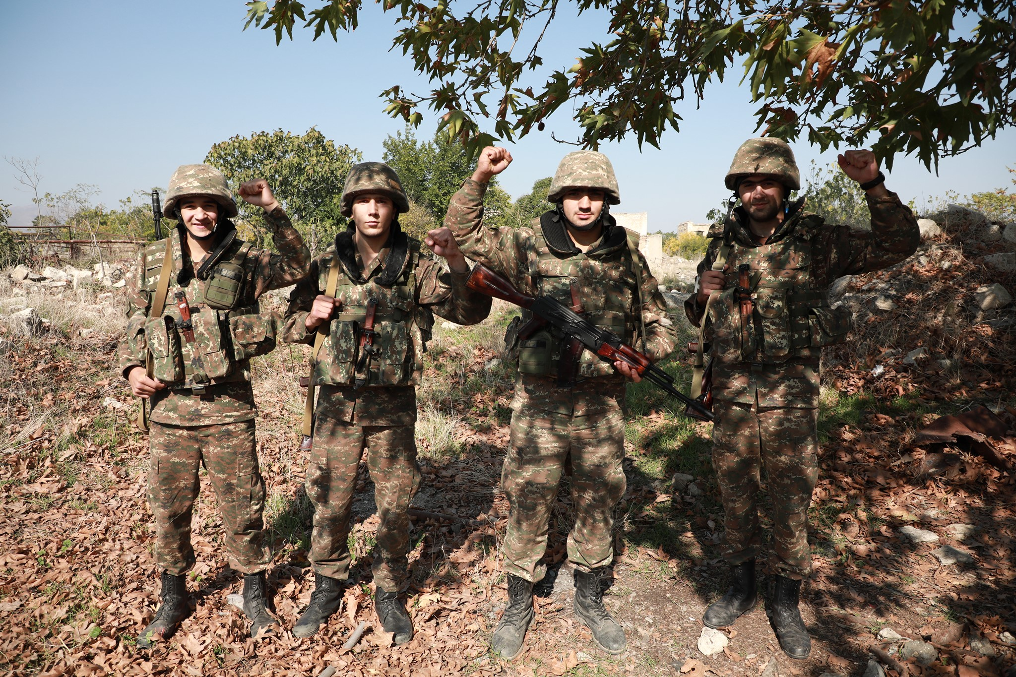 Photo of Հայոց պետականության պաշտպանները