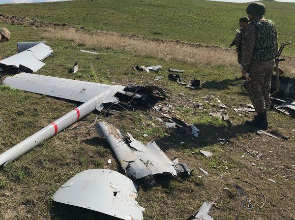 Photo of Подразделения ПВО АО Арцаха сбили очередной БПЛА «Bayraktar»