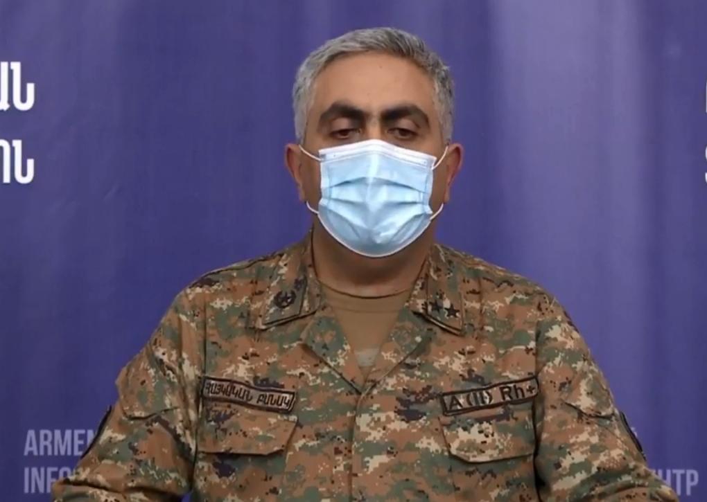Photo of «Конечно, такое случается, но такого числа нет». Представитель Минобороны Арцрун Ованнисян об информации о спасении 170 военнослужащих.