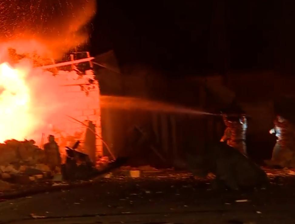 Photo of Հակառակորդն ինքնաթիռից կրկին հարվածել է Ստեփանակերտին, վնասվել են բնակելի տուն և կից գազատարը