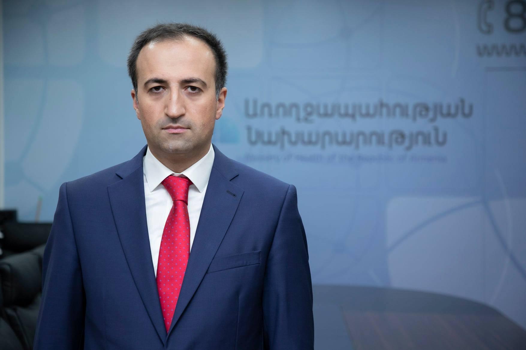 Photo of Առողջապահության նախարար Արսեն Թորոսյանի կոչը