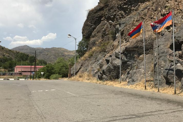 Photo of «Все мысли, слова, дела, воля всех армян теперь имеет одно имя — Лачин / Бердзор»