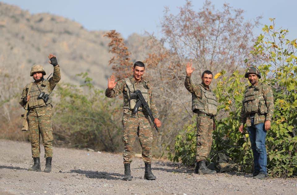 Photo of Մեր արժանապատվության կռվի մարտիկները