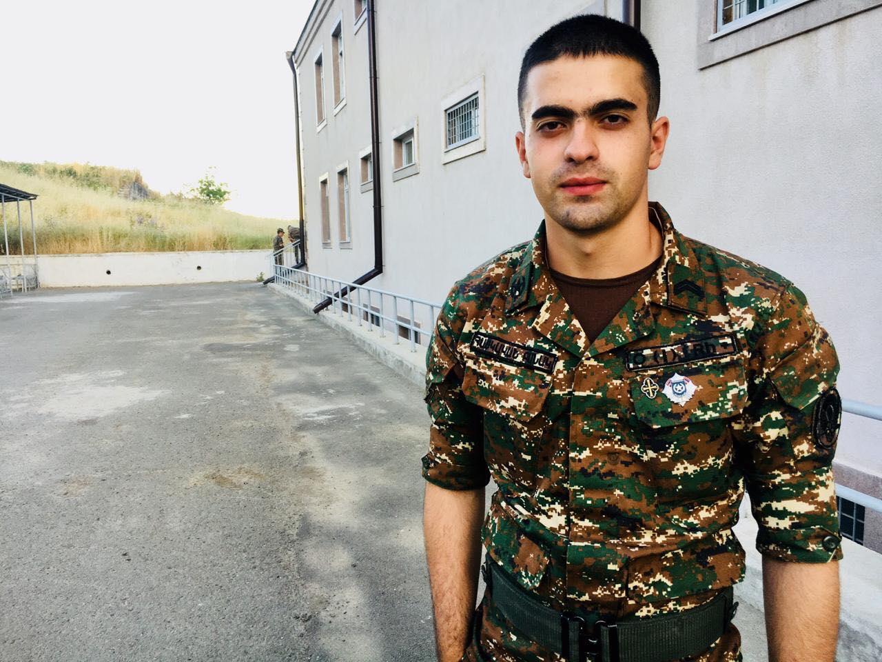 Photo of «Աղջիկ գտե՞լ ես, որ գամ ամուսնանամ, ուզում եմ երեխաներ ունենալ». գյումրեցի հերոսը իր կյանքը զոհեց հանուն հայրենիքի