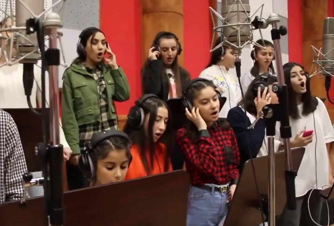Photo of Գեղեցիկ և ուժեղ երգ արցախցի երեխաների կատարմամբ