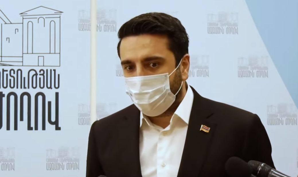 Photo of Հայաստանը կդիմի ՀԱՊԿ-ին, երբ վստահ լինի, որ կստանա միանշանակ դրական պատասխան. Ալեն Սիմոնյան