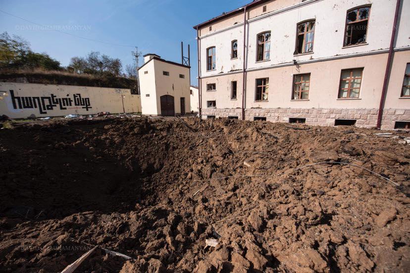 Photo of Специальный репортаж Общественного телевидения Арцаха из Шуши