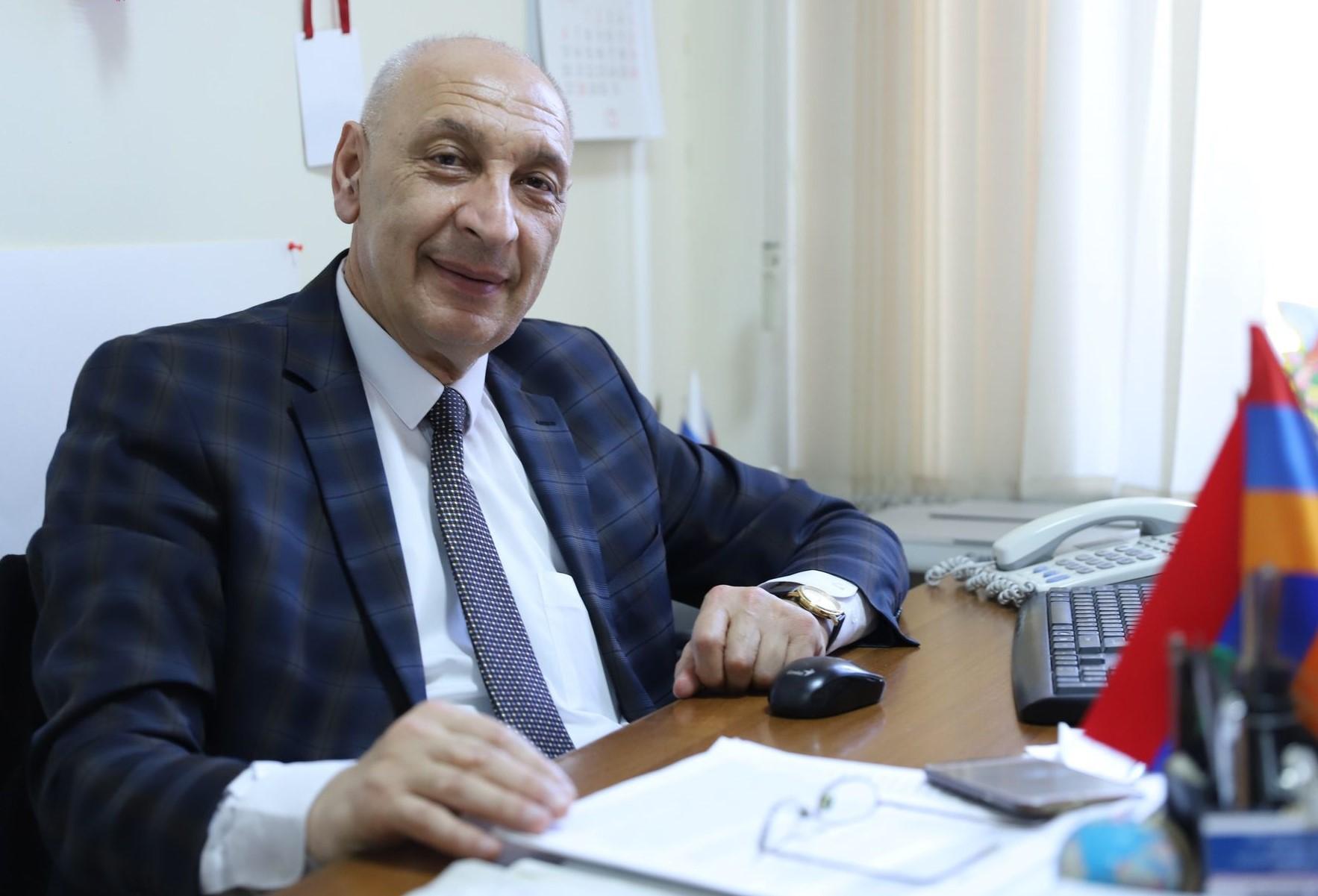 Photo of Մահացել է ՇՄ տեղեկատվության և հասարակայնության հետ կապերի բաժնի պետ Սամվել Գրիգորյանը