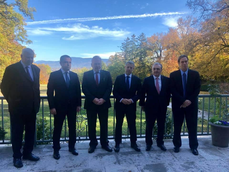 Photo of Ժնևում ավարտվել է Հայաստանի և Ադրբեջանի արտաքին գործերի նախարարների հանդիպումը