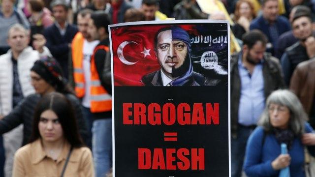 Photo of «Вовлечение наемников в боевые действия — модель, используемая Турцией, в этом нет ничего нового, единственная новость — это то, что она используется в этой войне».