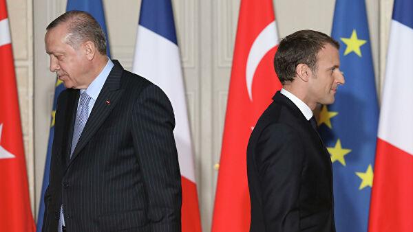 Photo of Էրդողանը Մակրոնին հորդորել է «բուժել հոգեկանը». Ֆրանսիան Թուրքիայից հետ է կանչել իր դեսպանին