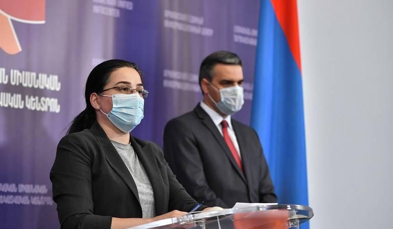 Photo of Заявление пресс-секретаря МИД РА об обстреле журналистов со стороны Вооруженных сил Азербайджана