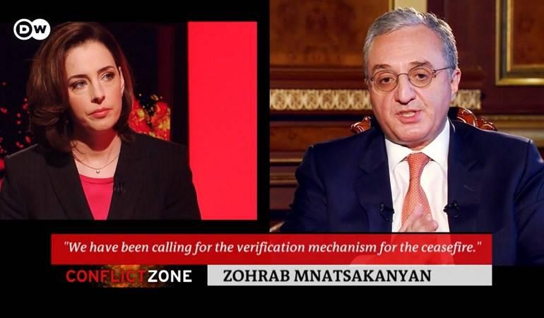 Photo of Զոհրաբ Մնացականյանի հարցազրույցը Դոյչե Վելլեին