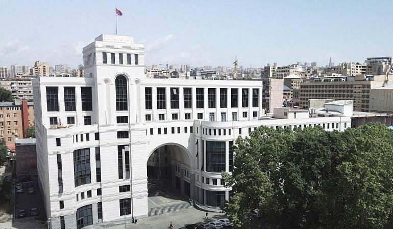 Photo of Политика этнических чисток Азербайджана обречена на провал: МИД Республики Армения