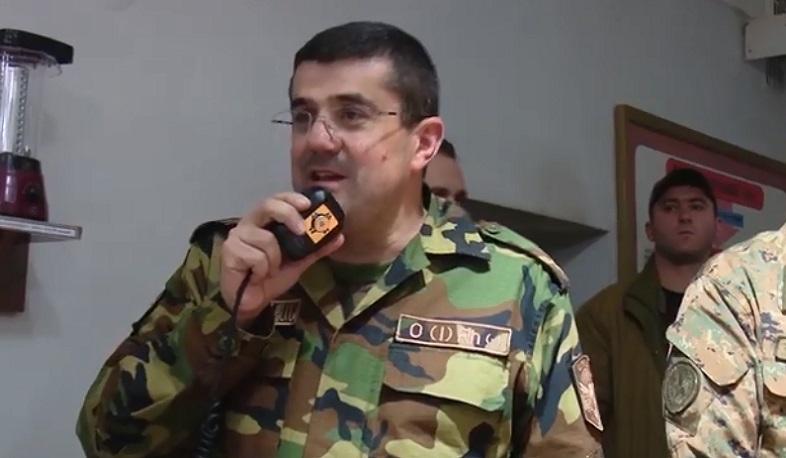 Photo of Պաշտպանության բանակն այսօր բարելավել է իր դիրքերը և հող նախապատրաստել հետագա առաջխաղացման համար. ԱՀ նախագահ