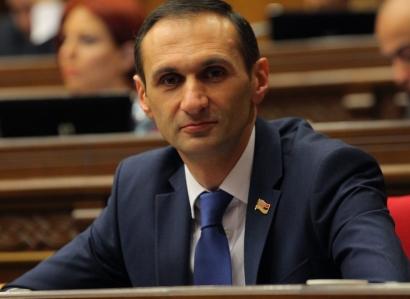 Photo of ԱԺ ԼՀԿ պատգամավոր Արմեն Եղիազարյանի մոտ կորոնավիրուս է հաստատվել