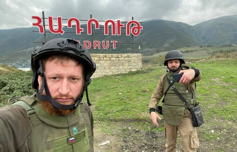 Photo of Մինչ Ադրբեջանը հայտարարում է Հադրութը գրավելու մասին, WarGonzo-ի թիմը լուսանկար է հրապարակում Հադրութից