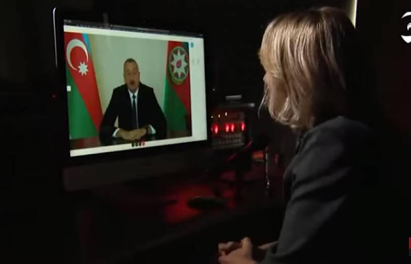 Photo of «Алиев и фальсификация  — синонимы». «Зинуж Медиа» выявляет очередной азербайджанский подлог