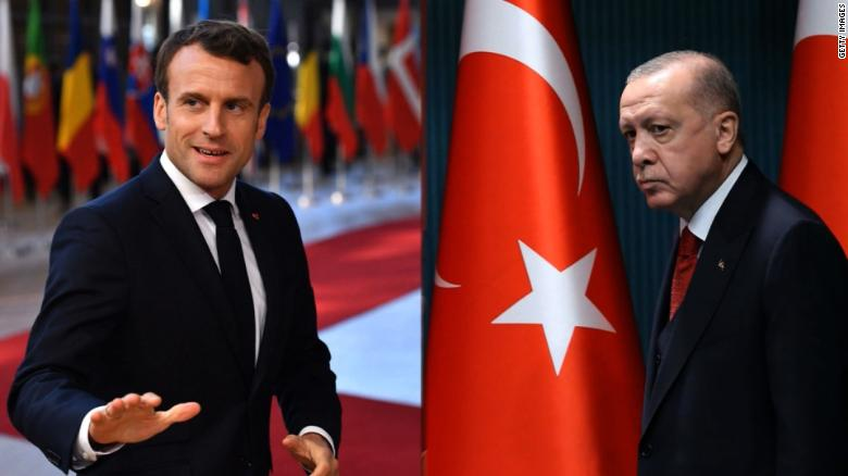 Photo of Ֆրանսիան կոչ է արել ԵՄ-ին գագաթնաժողովում միջոցներ ձեռնարկել Թուրքիայի դեմ