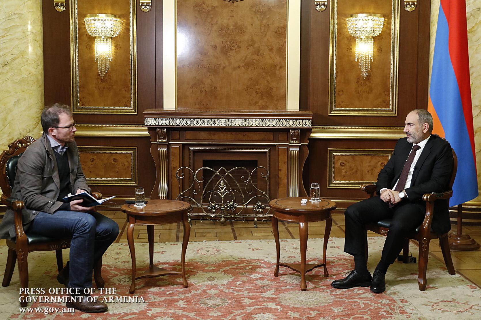Photo of «Այլևս Ադրբեջանը չէ, որ որոշումներ է կայացնում սեփական ճակատագրի վերաբերյալ, Թուրքիան է կայացնում այդ որոշումները». Նիկոլ Փաշինյան