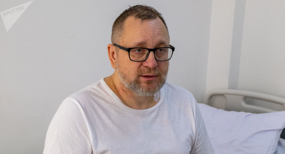 Photo of «Զգում էի, որ մահանում եմ, աղոթում էի». ռուս լրագրողը պատմել է իր վիրավորվելու մասին