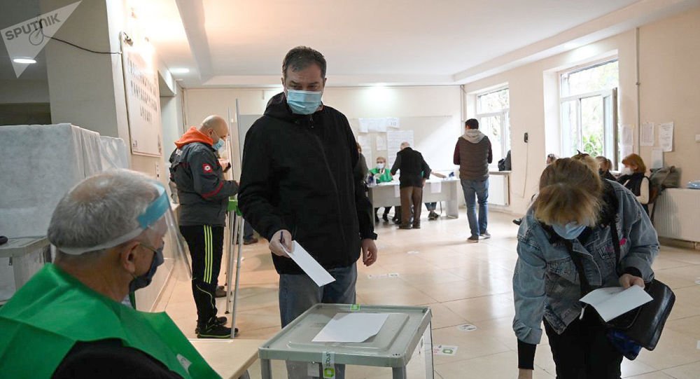 Photo of Վրաստանի ԿԸՀ. 12:00-ի դրությամբ ընտրություններում մասնակցությունը կազմել է 19,41 տոկոս