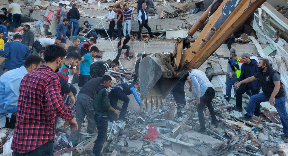 Photo of Թուրքիայի երկրաշարժի հետևանքով զոհերի ու տուժածների թիվն ավելացել է