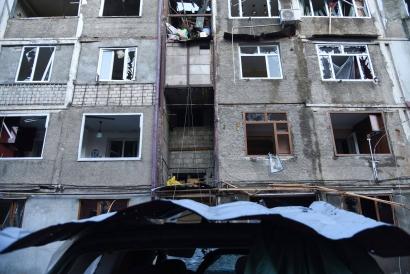 Photo of Հենց այս պահին Ադրբեջանի զինված ուժերը կրկին կրակի տակ են առել Արցախի մայրաքաղաքը՝ թիրախավորելով քաղաքացիական ենթակառուցվածքները. ԱՀ ԱԳՆ