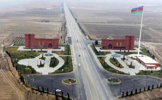 Ադրբեջանի Գյանջա քաղաքում տեղակայված լեգիտիմ ռազմական նշանակետերը