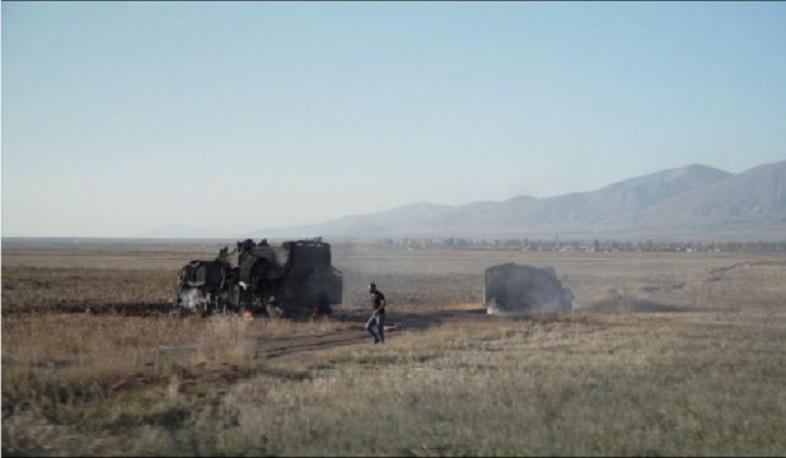 Photo of BBC-ի լրագրողներն անձամբ են փաստել ՀՀ տարածքում Ադրբեջանի կողմից հրթիռային կայանքների խոցումը