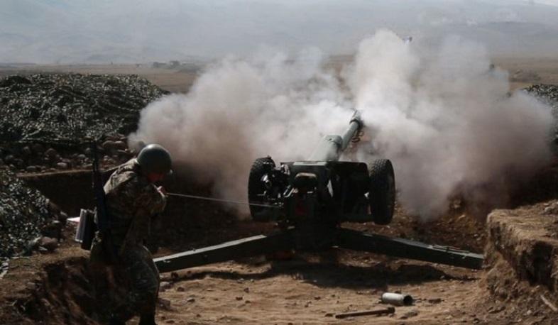 Photo of Արցախում հակաահաբեկչական պայքարը հաջողությամբ շարունակվում է. Փա՛ռք մեր բանակին. Արցախի նախագահի խոսնակ