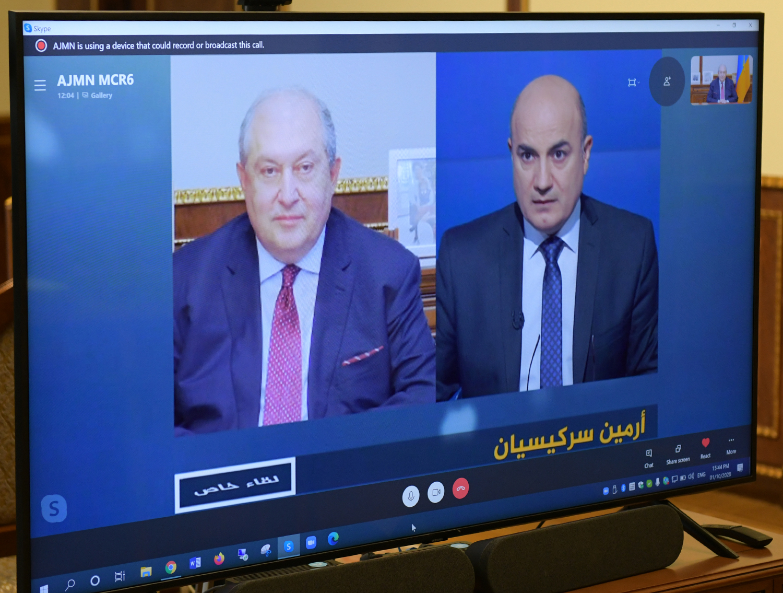 Photo of Թուրքիան իր գործողություններով չպետք է ապակայունացնի ամբողջ տարածաշրջանը. նախագահ Սարգսյանի հարցազրույցը «Ալ Ջազիրա»-ին