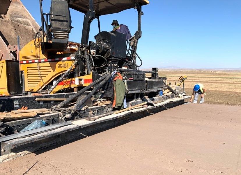 Photo of Հյուսիս-հարավ ճանապարհային միջանցքի Տրանշ-3-ում շինարարությունը շարունակվում է