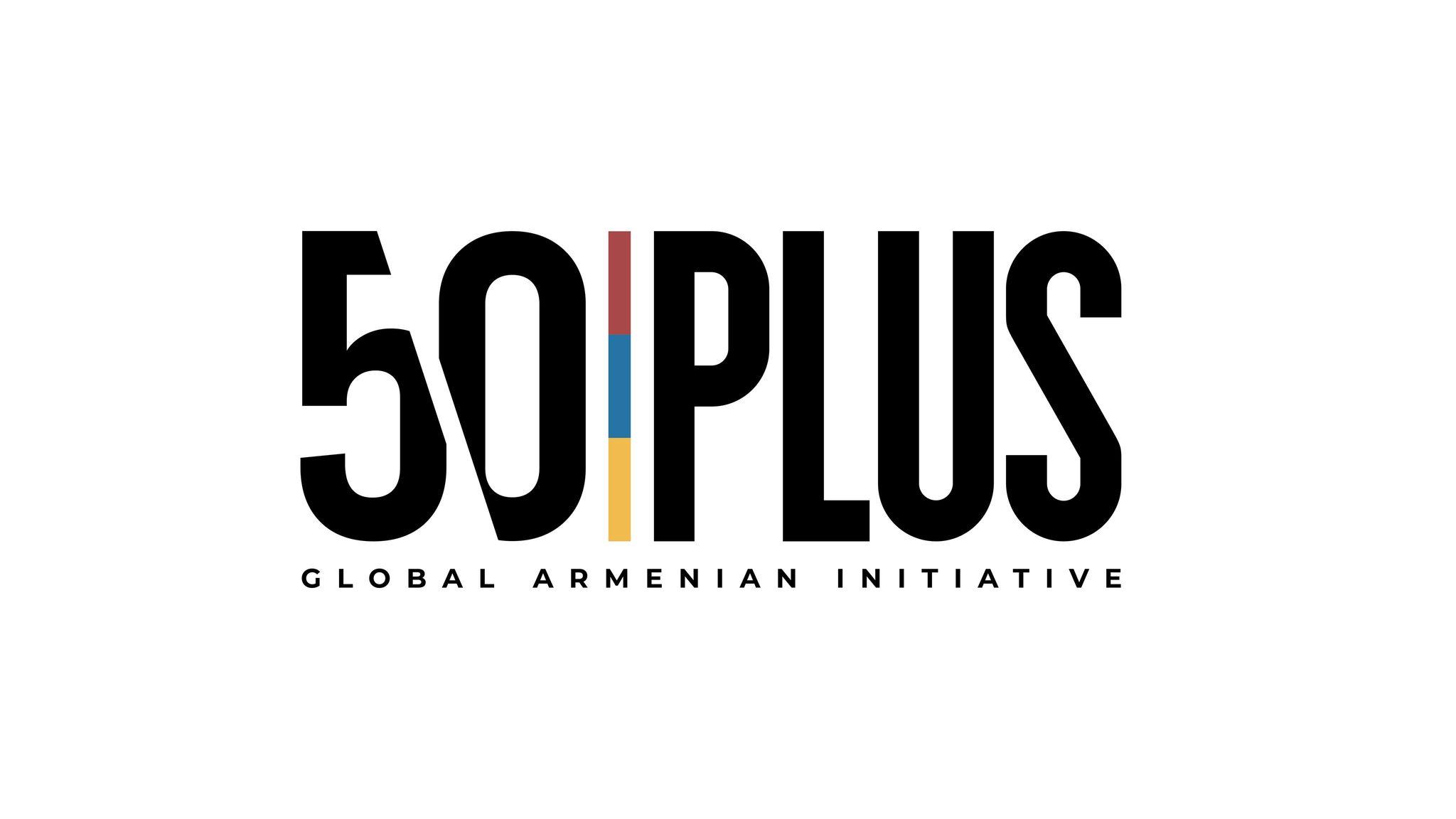 Photo of «50 PLUS». Սփյուռքի տարբեր համայնքներում սկիզբ առած նախաձեռնությունը նոր թափ է հաղորդում Համահայկական շարժմանը